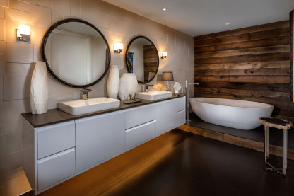 Laguna Beach Contemporary Bathroom